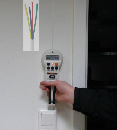 Cerca fili elettrici