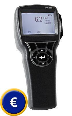 Misuratore di portata d 39 aria con tubi di pitot pvm 620 - Cos e la portata di uno strumento di misura ...