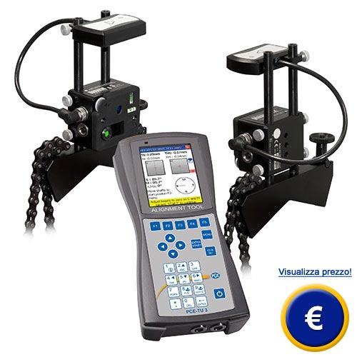 Allineatore laser per alberi PCE-TU 3 sullo shop online