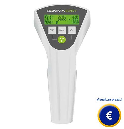 Contatore Geiger Gamma Easy sullo shop online
