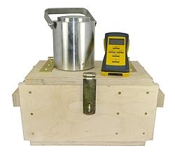 Custodia di legno del dinamometro della serie HF-AE