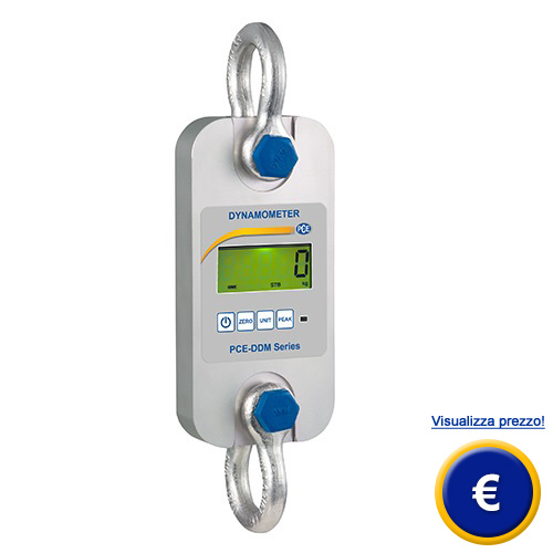 Dinamometro per gru della serie PCE-DDM