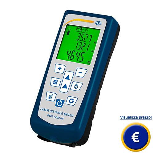 Misuratore di distanza laser PCE-LDM 40