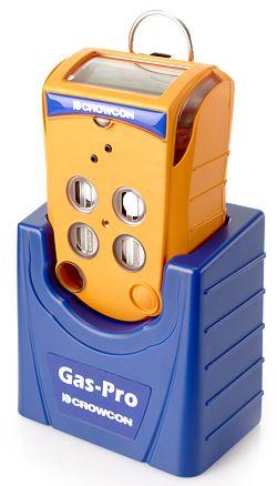 Rilevatore di gas Gas-Pro con il caricatore