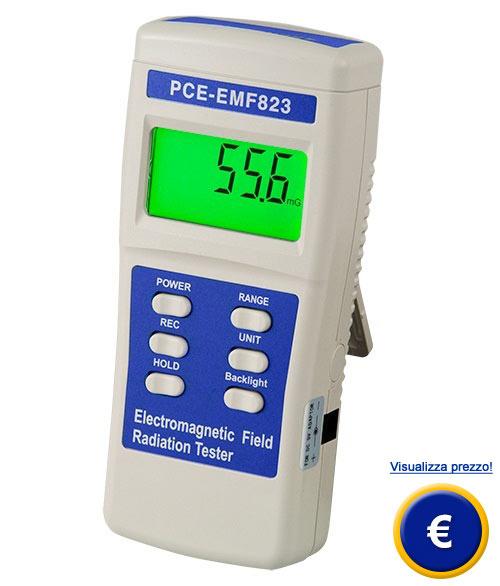 Misuratore radiazioni elettromagnetiche