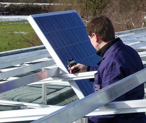 Pannello di cellule fotovoltaiche