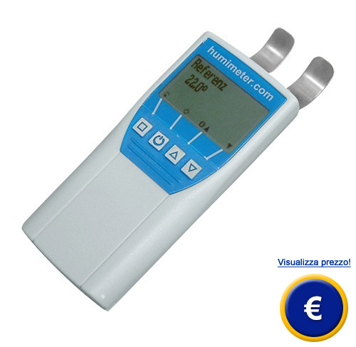 Misuratore di umidità per la carta PM-3