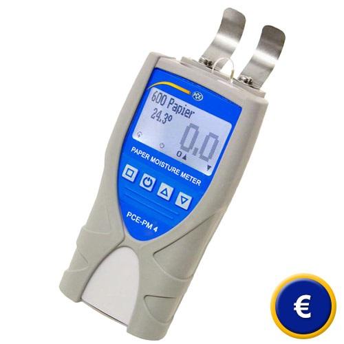 Misuratore di umidità per cartone PCE-PM 4 sullo shop online