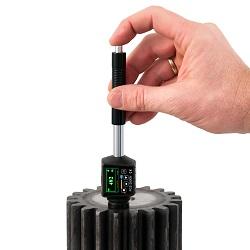 Uso del durometro