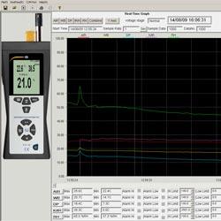 Software dello psicrometro