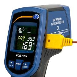 Termocoppia del termometro a infrarossi