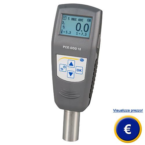 Misuratore di durezza per termoplastica PCE-DDD 10 (Shore D) sullo shop online