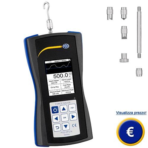 Dinamometro digitale PCE-DFG N 5 sullo shop online