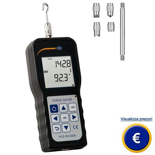 Dinamometro PCE-FM 500N sullo shop online