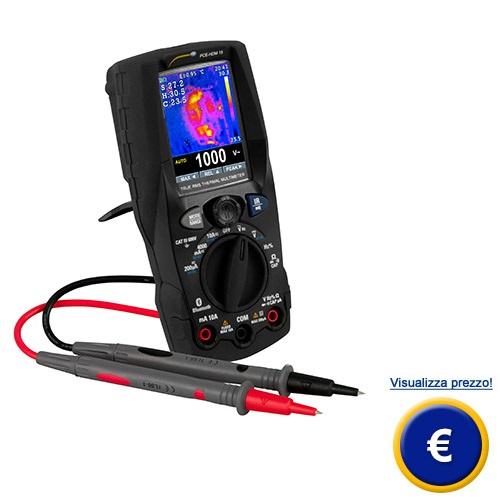 Multimetro  PCE-HDM 15 sullo shop online