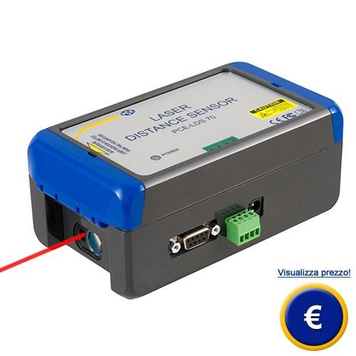 Distanziometro laser PCE-LDS 70 sullo shop online