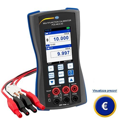 Calibratore universale PCE-MCA 50 sullo shop online