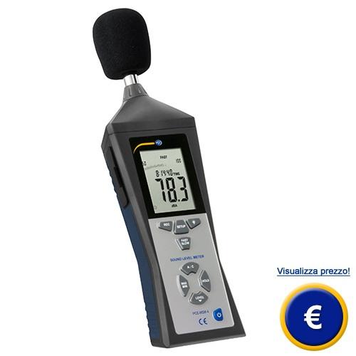 Fonometro PCE-MSM 4 sullo shop online