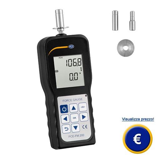 Penetrometro per frutta PCE-PTR 200N sullo shop online