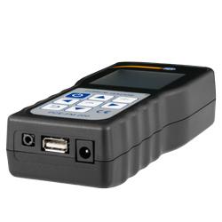 Connessione USB del penetrometro