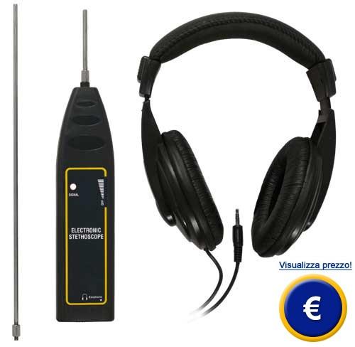 Stetoscopio elettronico PCE-S 41 sullo shop online