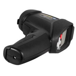 Nella parte inferiore della termocamera c'è una filettatura per fissare la termocamera al treppiede