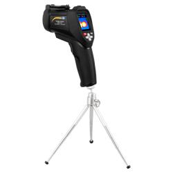 La termocamera include nella spedizione un mini treppiede