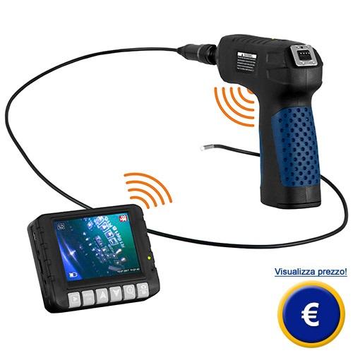 Endoscopio wireless PCE-VE 180 sullo shop online