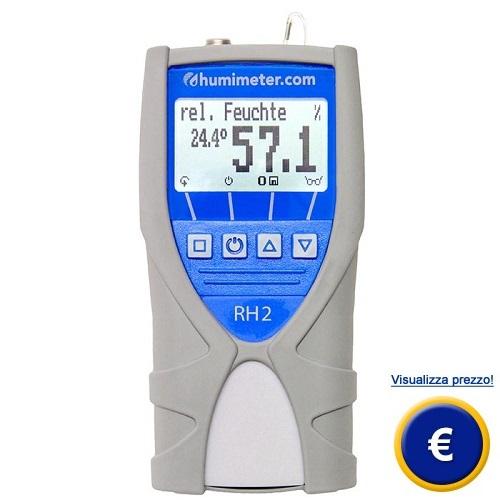 Termoigrometro RH-2 sullo shop online
