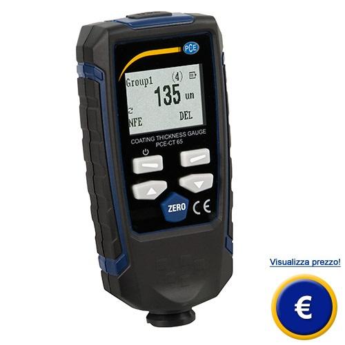 Spessimetro PCE-CT 65 (F/N) sullo shop online