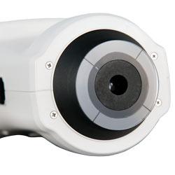 Qui può vedere il sensore dello spettrofotometro PCE-CSM 8