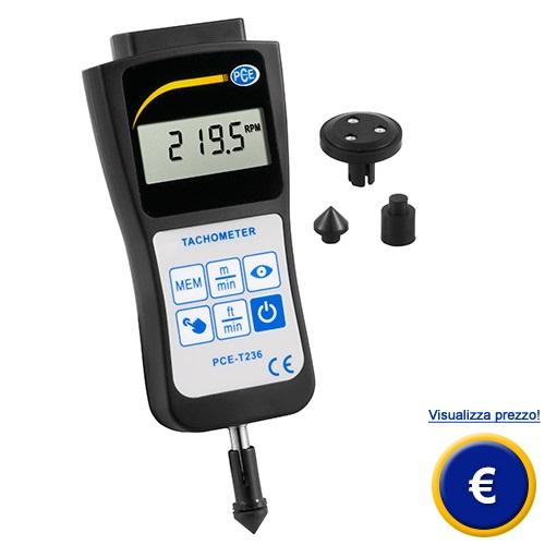 Tachimetro PCE-T236 sullo shop online
