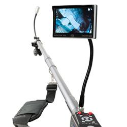 Unità di controllo e display LCD della telecamera telescopica