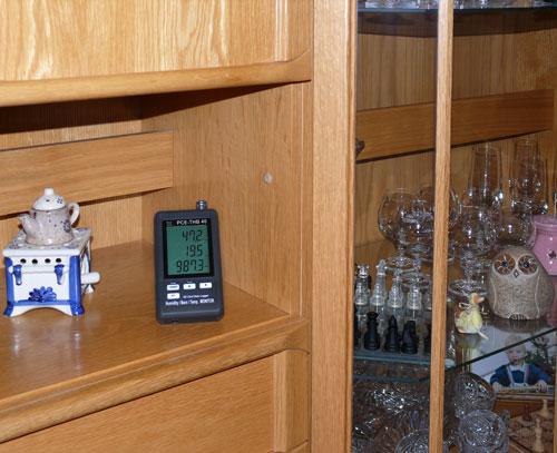 Immagine del registratore di dati PCE-THB 40