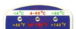 Il termometro per alimenti rispetta le norme HACCP