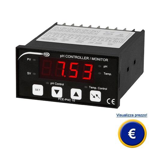 Regolatore di pH PCE-PHC 10 sullo shop online