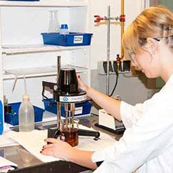 Uso del misuratore di viscosità