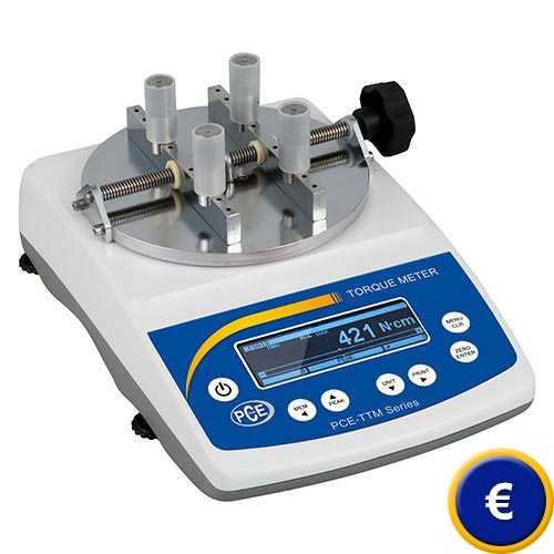 Torsiometro della serie PCE-TTM sullo shop online