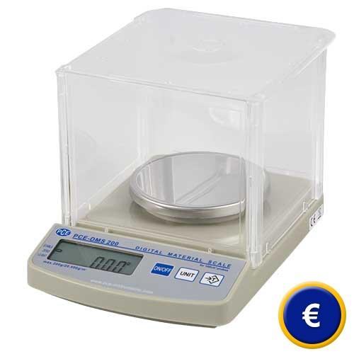 Bilancia per carta e tessuti PCE-DMS 200 sullo shop online