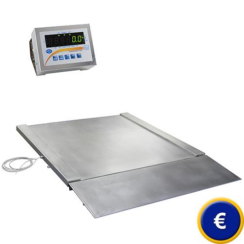 Bilancia da pavimento in acciaio inox PCE-SD SST sullo shop online
