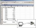 Software per la bilancia