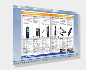Catalogo online degli strumenti di misura