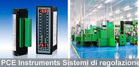 Sistemi di regolazione e controllo - Indicatori digitali