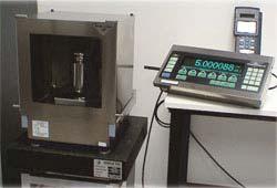 Calibrazione di una bilancia nel laboratorio