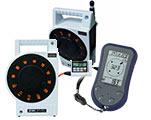Altimetri per determinare l'altezza di un oggetto per uso professionale