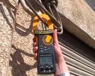 Misura della corrente in un impianto trifase