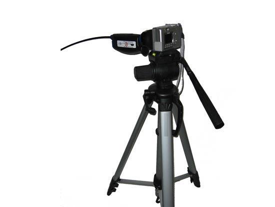 Treppiede e adattatore per fotocamera sullo shop online
