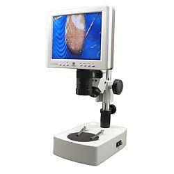 Microscopi con display