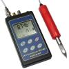 pHMetri con sonda combinata per determinare anche la salinità