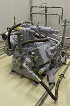 Applicazioni di rivelatori di fughe in motori e componenti